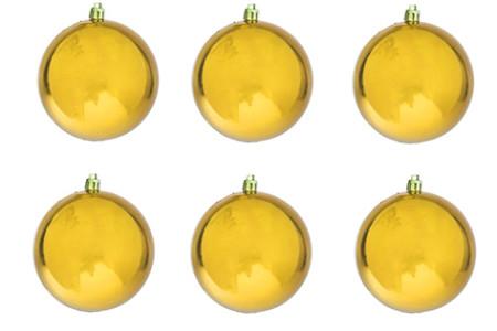 золотые шары 80 мм