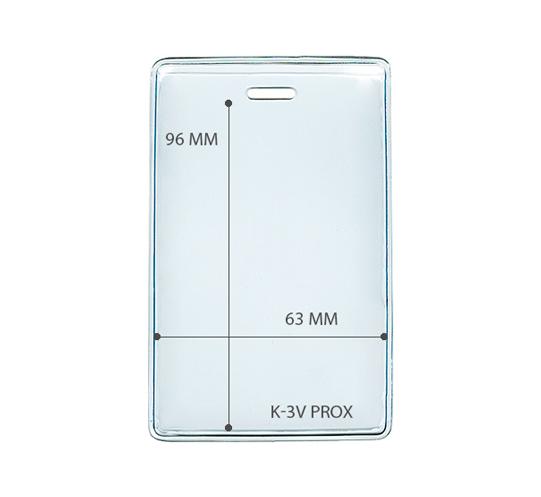 Карман вертикальный для прокси-карт КВ-K-3V PROX