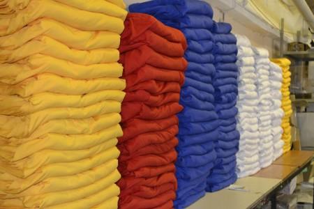 Печать на футболках оптом