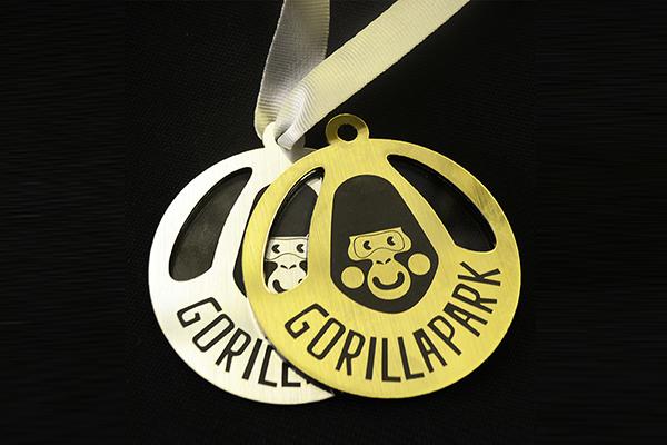 эксклюзивные медали из пластика