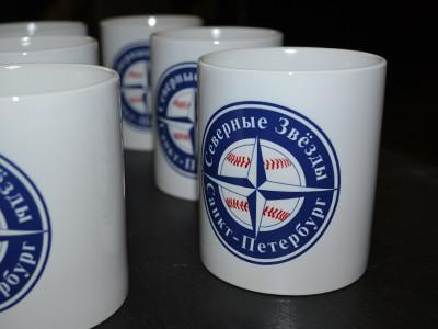 Кружки и другая посуда с логотипом