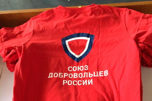 футболки шелкографией: пластизоль, печать в 2 цвета