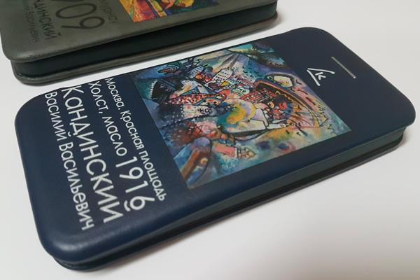 обложки для смартфонов с картинами кандинского