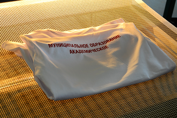 процесс изготовления футболки с принтом