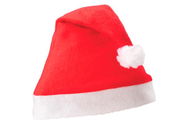 шапка новогодняя под нанесение логотипа
