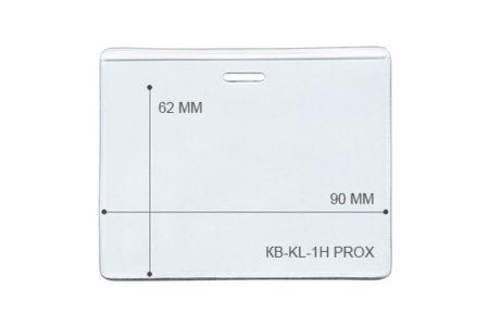 КВ-KL-1H Prox Карман для проксимити карт (proximity) 90х62 мм