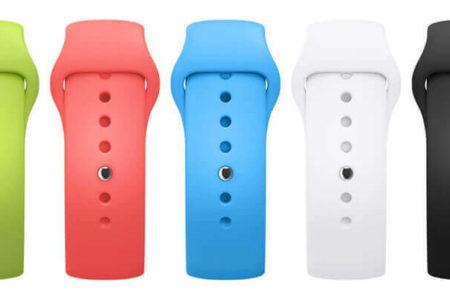 Ремешки для Apple Watch оптом под нанесение логотипа