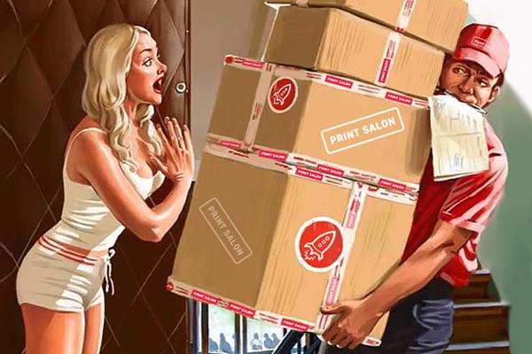 Принимаем и доставляем заказы в обычном режиме